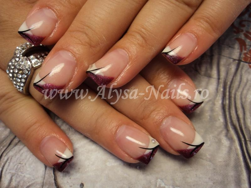 Alysa Nails - Nail Salon in Cluj Napoca - Photo gallery with models ...